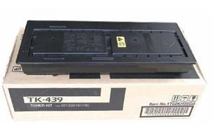 หมึกเคียวเซร่า Kyocera  TK 439 Toner ใช้กับเครื่องถ่ายเอกสาร Kyocera รุ่น TASKALFA 180,181,182,220,221  และหมึก Kyocera Mita รุ่นอื่นๆ