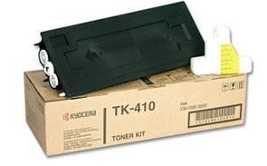 หมึกเคียวเซร่า Kyocera  TK 410 Toner ใช้กับเครื่องถ่ายเอกสาร Kyocera รุ่น FS-1620,1635,1650, KM 2020, KM 2035, KM 2050หมึกเคียวเซร่า Kyocera  TK 439 Toner ใช้กับเครื่องถ่ายเอกสาร Kyocera รุ่น TASKALFA 180,181,182,220,221  และหมึก Kyocera Mita รุ่นอื่นๆ
