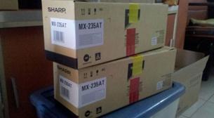 หมึกชาร์ป Sharp AR-5623D Toner (MX 230AT,MX 235AT) ใช้กับเครื่องถ่ายเอกสาร Sharp รุ่นAR 5618, AR 5620, AR 5623 และหมึก ชาร์ป รุ่นอื่นๆหมึกเคียวเซร่า Kyocera  TK 134 Toner ใช้กับเครื่องถ่ายเอกสาร Kyocera รุ่น FS 1350, DN 1028, 1128